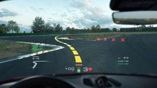 Porsche - WayRay průhledový displej