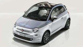 Fiat 500 Collezione sází na kombinaci barev a materiálů