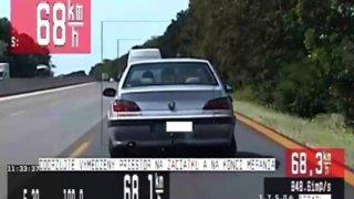 Pokuta za pomalou jízdu