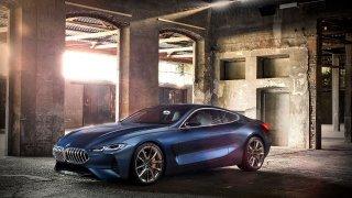 BMW Concept řady 8