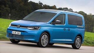 Nový Caddy za půl milionu? Volkswagen se snaží oživit kategorii MPV