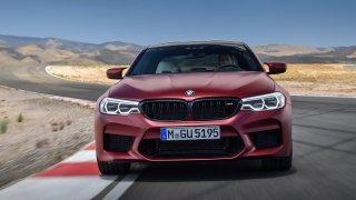 BMW M5 2018 First Edition 1