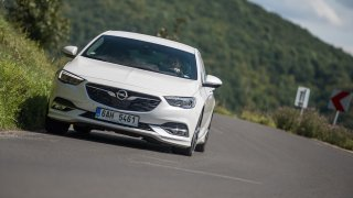 Opel Insignia Grand Sport 2.0 Turbo 4x4