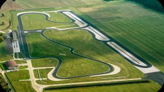 Kousek od Ostravy je nový závodní okruh