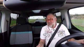 Test Citroënu Berlingo, křížence dodávky a MPV