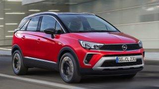 Opel zmodernizoval design i techniku modelu Crossland. Zůstává nejlevnějším malým SUV v Česku