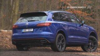 Volkswagen Touareg R si chce udobřit naštvané zájemce o TDI V8. Nabízí více koní i statisíce úspor