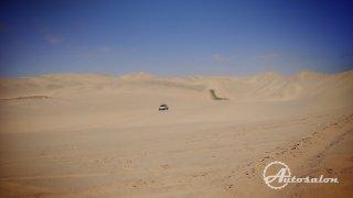 Amarok v moři písku I