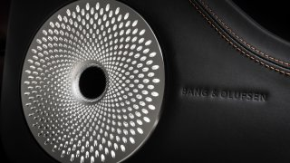 Bentley a Bang & Olufsen - BeoSonic