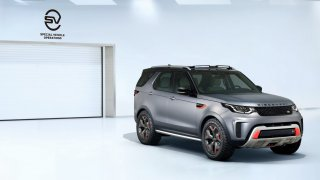 Land Rover Discovery SVX 1