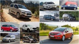 MPV a osobní užitková auta