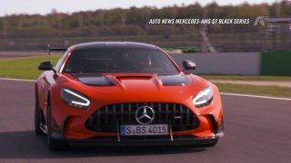 Auto news: Mercedes-AMG GT Black Edition, Dacia Sandero a Ford F-150