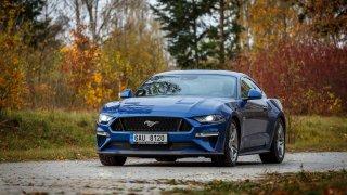 Ford Mustang exteriér 6
