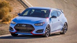 """Veloster N je prvním vysoce výkonným modelem Hyundai řady """"N"""" pro trh USA"""
