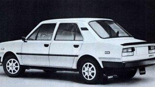 Škoda 135 GLi