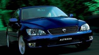 Toyota Altezza RS 200