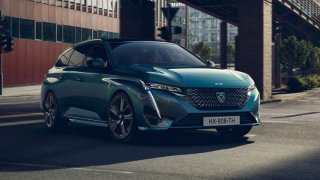 Peugeot 308 se představil jako kombi. Velikostí kufru si dělá zálusk na zákazníky Octavie