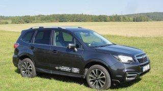 Subaru Forester - exteriér 2