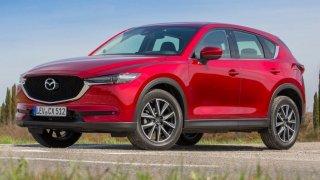Mazda dává zadarmo pohon 4x4 k SUV CX-5. Balík výhod zahrnuje i inovativní motor Skyactiv-X