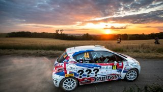 Peugeot Rally Cup 2018