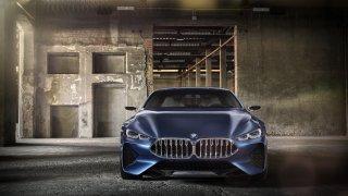 Koncept řady 8 ukazuje budoucí tvář BMW 5