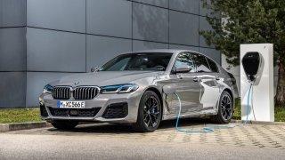 BMW 545e 2020