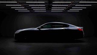 BMW rozšíří řadu 8 o Gran Coupé