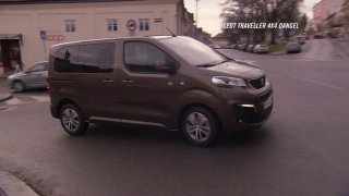 Test Peugeotu Traveller Dangel 2.0 BlueHDI 4x4