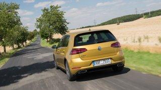 VW Golf 1.5 TSI Evo jízda 22