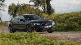 Král obyčejných aut. Audi A5 Sportback 2.0 TDI