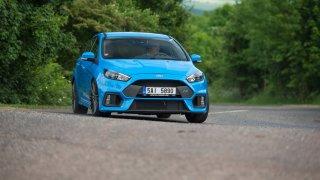 Takhle jsme proháněli nový Focus RS 3