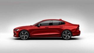 Volvo Cars vyrábí nový sportovní sedan S60 v USA