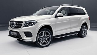 Ještě luxusnější. Mercedes-Benz GLS Grand Edition