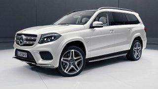 Mercedes-Benz GLS Grand Edition 1