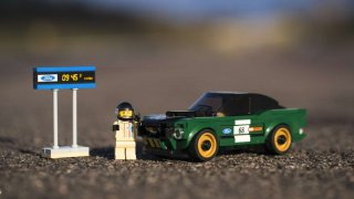 LEGO Ford Mustang Fastback