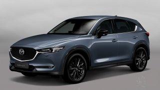 Mazda přiveze do Česka novou limitovanou sérii pro velká auta. Má směšné jméno, ale vypadá skvěle
