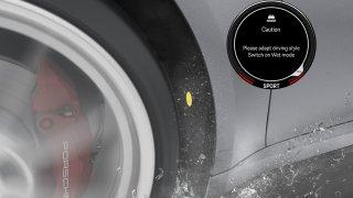 Porsche 911 Carrera 4S Wet Mode 4
