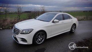 2 440 570 Kč - Mercedes S