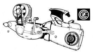 ČZ 175 Čezeta