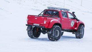 Arctic Trucks Grónsko 2