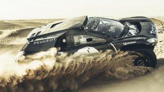 Peugeot 2008 DKR16.