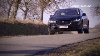 Test Jaguaru I-Pace HSE