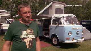 Reportáž ze srazu Volkswagen Transporter 2019