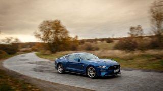 Ford Mustang jízdní 14