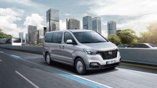 Nový design a komfortní výbava pro Hyundai H-1