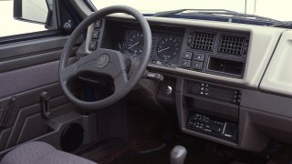 Rok 1992- Škoda Favorit, Forman