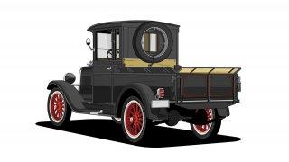 Historie pickupů od Chevroletu. 4