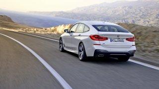 Nové pohodlné BMW dostalo jméno 6 GT 4