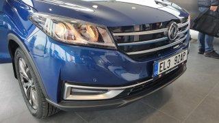 Automobily značky Donfeng v Česku