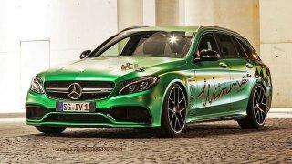 Rodinný kombík od Mercedes dostal sílu supersportu